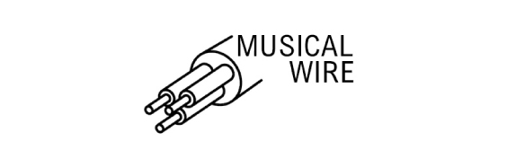 musical wire