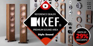 KEF reference dealer oferta